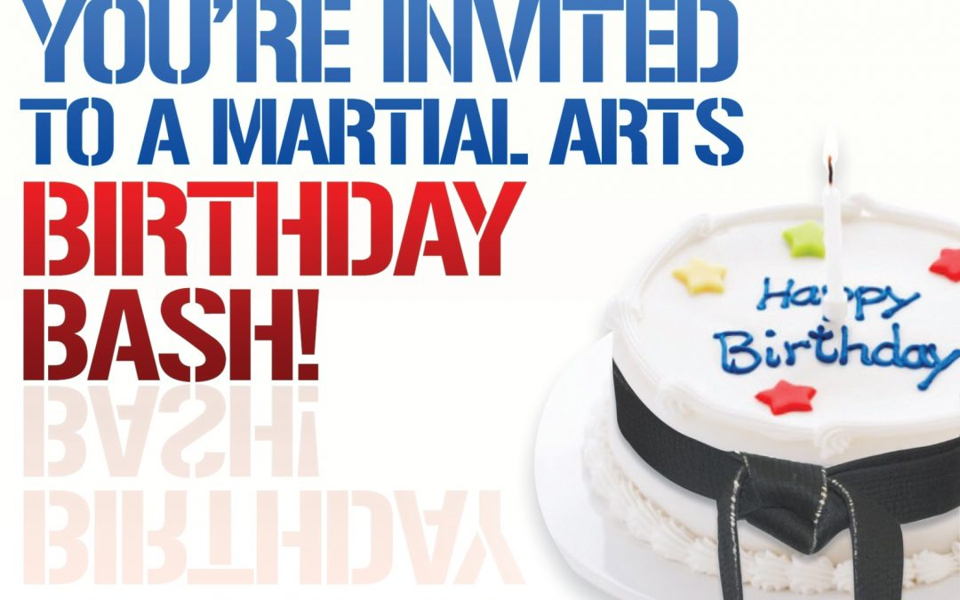 Birthday Parties ROCK at PMAA!