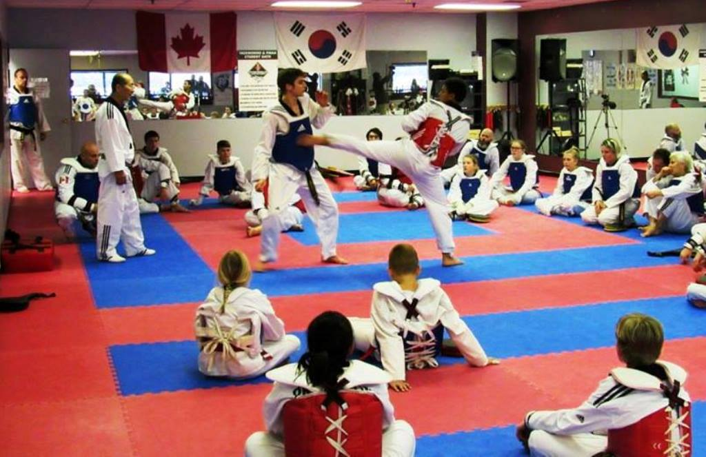 Sparring Classes – Jan to Mar 2018