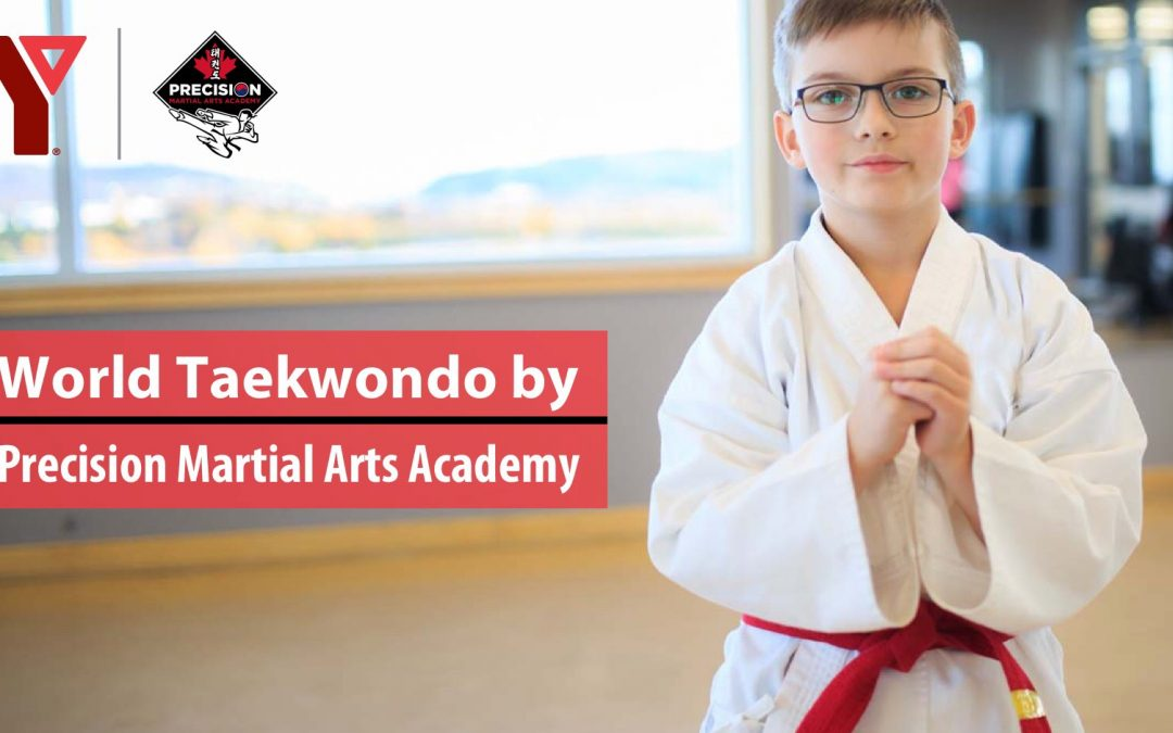 Coming Soon to YMCA – PMAA's Taekwondo Program