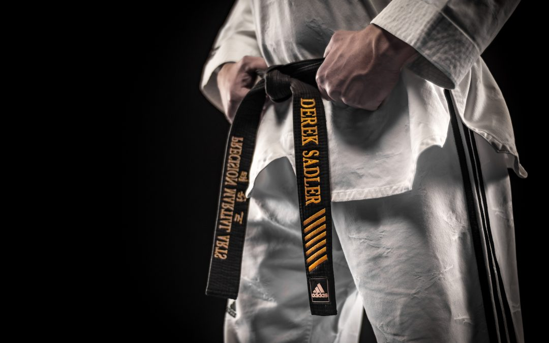 Black Belt Promotion Date Announced