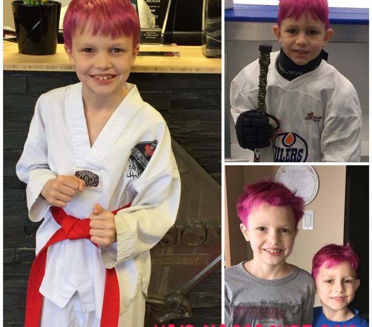 2018 Hair Massacure – Let's help Luke & Nathan