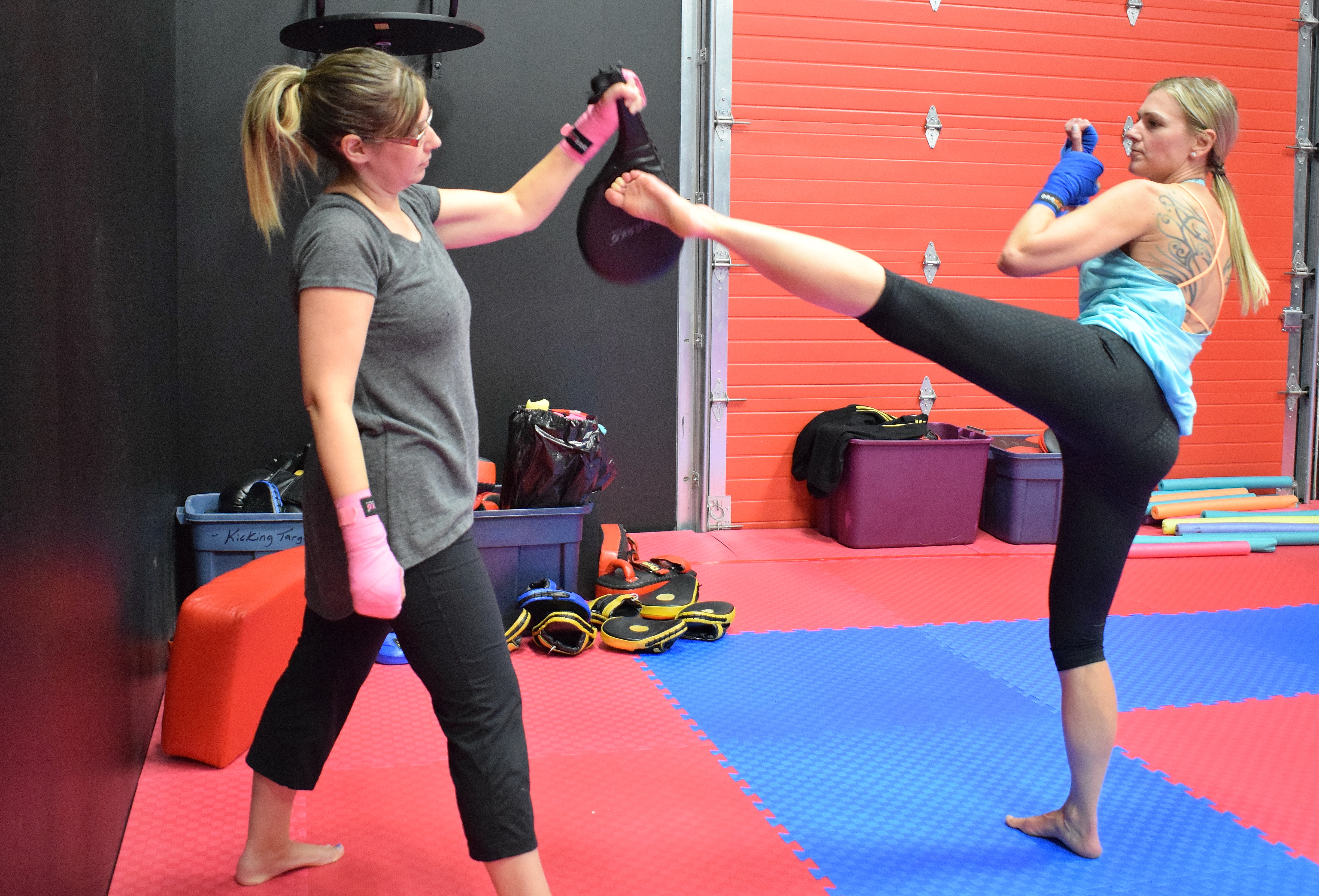 Core Kick-boxing™ - Register Now for 2019 Sessions in St