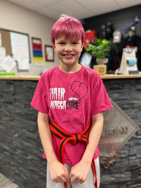 2020 Hair Massacure – Let's help Luke & Nathan